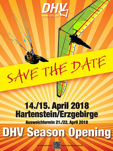 DHV Season Opening 14.-15. April 2018