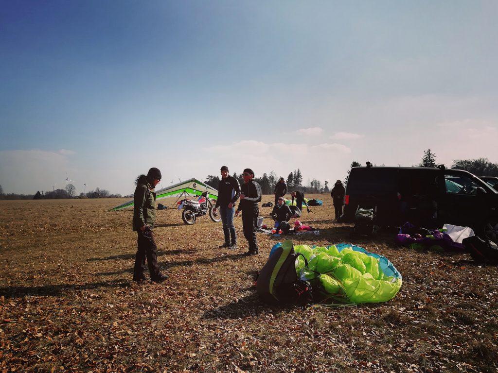 Neu Schleppwinde für die Flugsport Freunde in Thalmässing